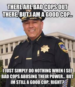 Cop - I'm A Good Cop, Right