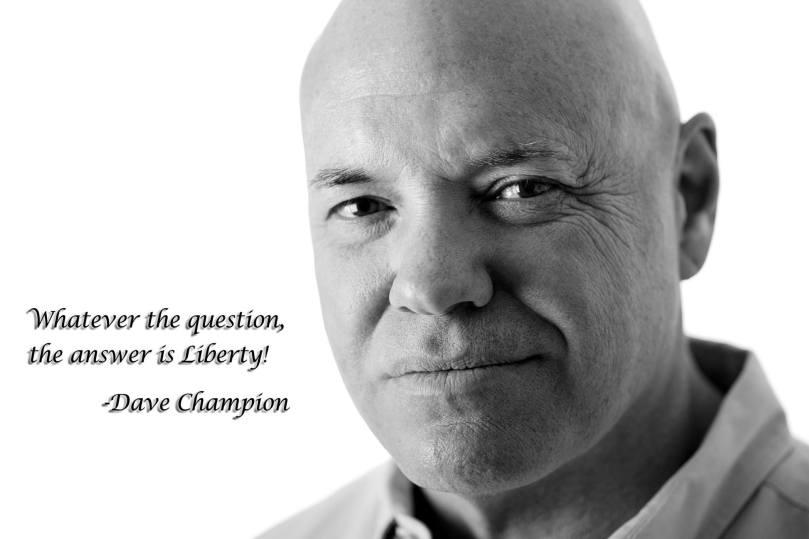 Dave Champion - Liberty