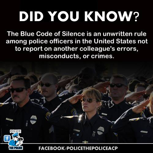 Cop - Code of Silence
