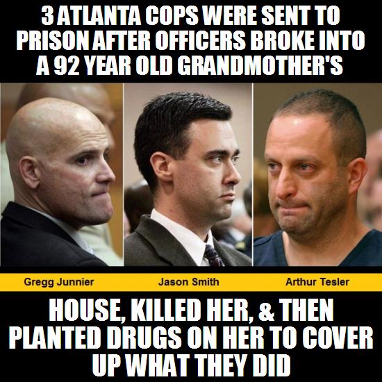 Cop - Crooked Atlanta 3